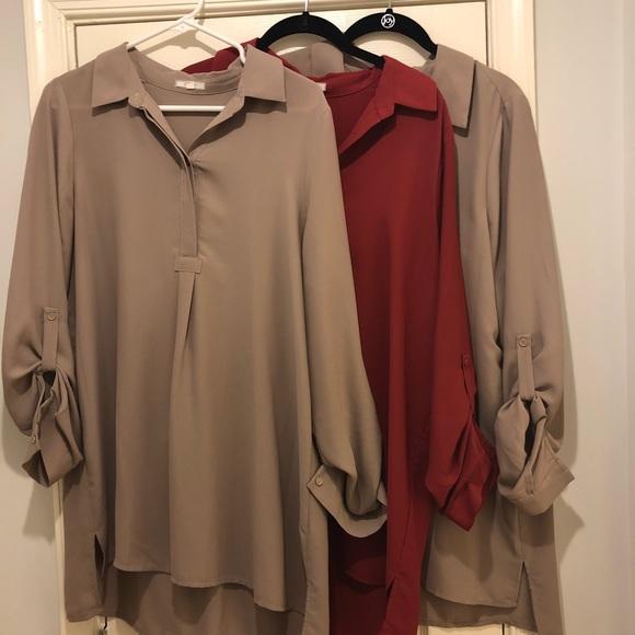 c86b53e014b Pleione (Nordstrom) Women's Tunics. M_5b4bf555c2e9fe2bd81e101e